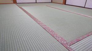 加古川市M様邸 畳表替え 特級