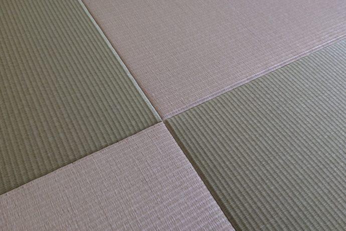 加古川市 縁なし畳 和紙表