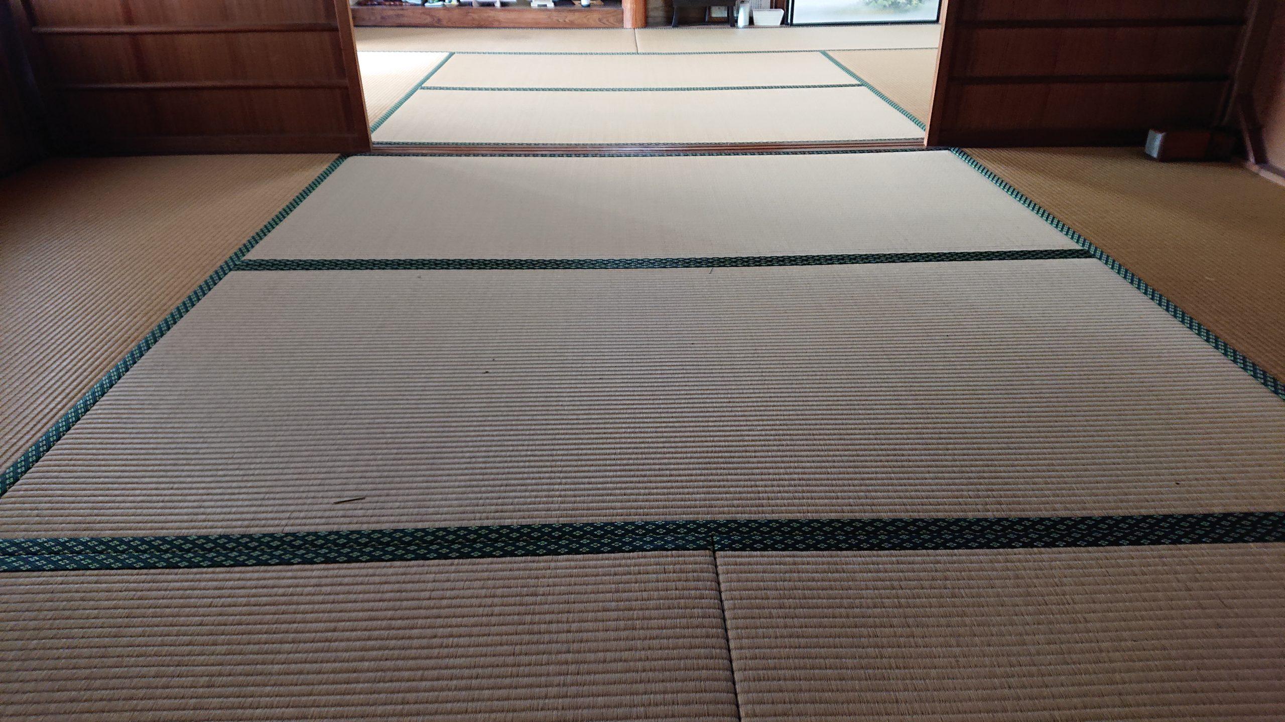 畳 加古川市 Y様邸