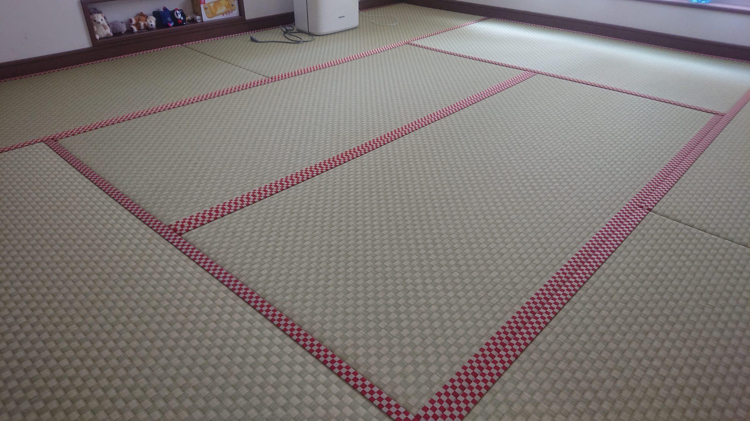 畳 加古川市 平方畳店 表替え