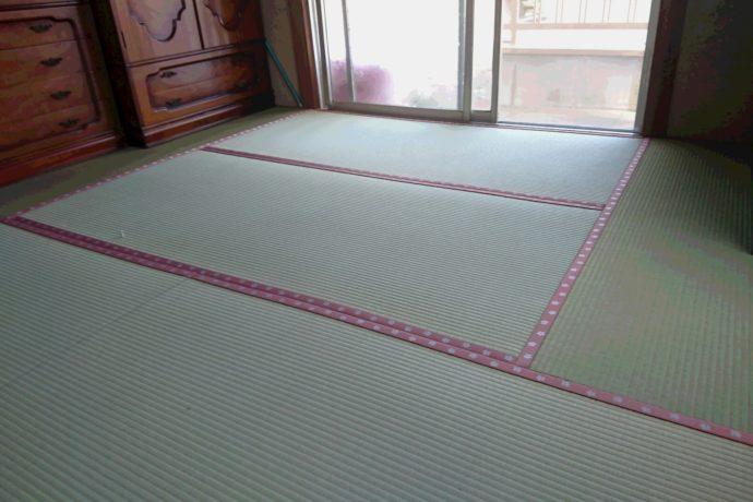 畳 新調 加古川市 平方畳店